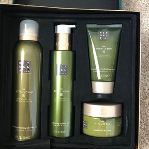 Rituals of Dao Calming Body Set All Dull Sizes